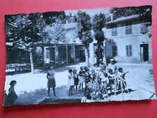MEOUNES-LES-MONTRIEUX  :  Ravitaillement de la Colonie de Vacances.