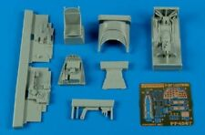 Aires 1/48 P-38F Lightning cockpit set for Academy kit # 4567