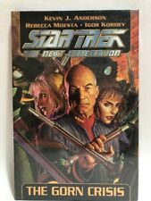STAR TREK The Next Generation: The Gorn Crisis TBP (2002 Wildstorm Hardcover) MT