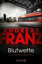 Blutwette von Andreas Franz und Daniel Holbe (2018, Taschenbuch)