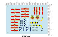 1/72 decals China Chinese PLAF SU27SK  (636)