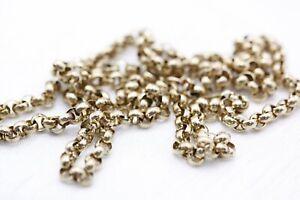 9ct Gold Belcher 24 Inch 24.3g Chain - 1305057