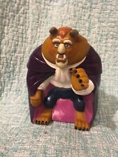 Disney Beauty and the Beast Hand Puppet - The Beast - 1992 Pizza Hut - As Is