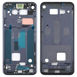 OEM Front Housing LCD Frame Bezel Plate Replacement Parts for LG Q70 Q620 Black