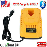 New DC9310 Charger For Dewalt 7.2V 9.6V 12V 14.4V 18V Ni-CD Ni-MH Battery DC9096