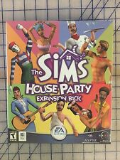 SIMS HOUSE PARTY EXPANSION MAC * BRAND NEW ORIGINAL RARE FACTORY SEALED *