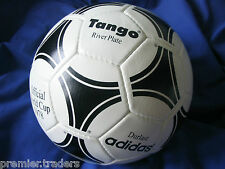 Tango River Plate 1978 ADIDAS Leather CALCIO IN-Ball-riemettere-palla di cuoio