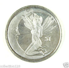 British Virgin Islands Coin $1 2012 UNC, The Goddess of Fertility - JUNO FEBRUA