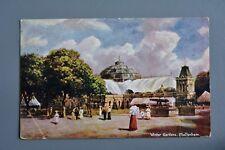 R&L Postcard: Winter Gardens Cheltenham, Davidson Bros 1907