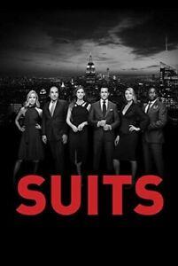 Suits: Season Nine - The Final Season [New DVD] 3 Pack