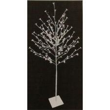 86131-16 LeuchtenDirekt LED Baum für außen WEISS Ip44 Außenlampe