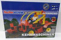 Fischertechnik Advanced - Kehrmaschinen 500878 - NEU NEW