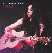 Amy Macdonald / Under The Stars - Live In Berlin (CD & DVD) **NEW** CD
