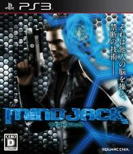 Used Sony PS3 Japan Mind Jack from Japan PlayStation 3
