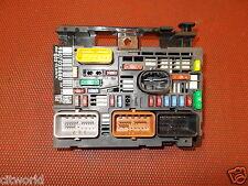 GENUINE PEUGEOT EXPERT MK3 UNDER BONNET FUSE BOX 9807028680