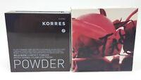 Korres Wild Rose Compact Powder Brightening/Flawless Finish WRP7 10g BENT BOX
