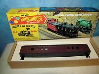 ROUNDHOUSE 6127 Harriman RPO Candian Pacific Unbuilt Car HO Model Train Kit J428