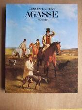R. LOCHE : J.-L. AGASSE (1767-1849) OU LA SEDUCTION DE L'ANGLETERRE. CATALOGUE