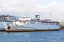 mc4929 - Ferry - Aegeon (ex Artevelde ) at Piraeus - photograph