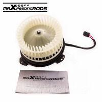 4885475AC Heater Blower Motor for Chrysler Dodge Grand Caravan w/ Fan Cage Front