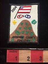 Boy Scout Patch  (Oregon) JOSEPHINE COUNTY FORESTRY 67U9