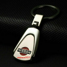 Nissan High Quality Chrome 3D Keyring / Keychain Fob QASHQAI MICRA XTRAIL