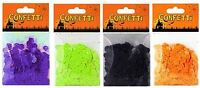 Halloween Pumpkin Confetti Table Party Decoration Throwing Scatter Sprinkle Bag