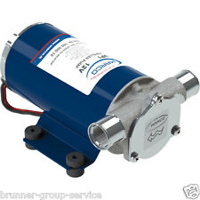 UP1-B 24V Ballast pump with rubber impeller 45 l/min