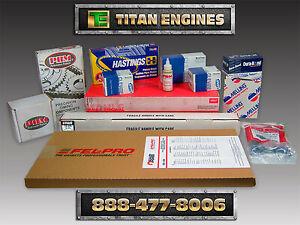 Chevy Fits Chevrolet 350 5.7 67-85 Master Engine Kit Felpro