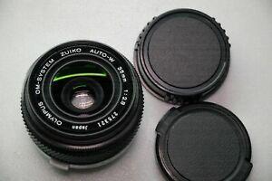 olympus om 35mm f2.8 lens for  om Mount