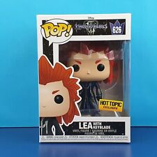 Lea With Keyblade Funko Pop Vinyl Kingdom Hearts Hot Topic Exclusive Disney