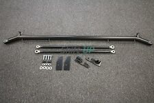 [PW] Precision Works Harness Bar Kit for 05-14 FORD MUSTANG BLACK 2005 - 2014