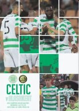 Away Teams A-B Celtic Home Teams C-E Football Programmes
