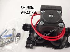 SHURflo Parts 2088-422-144 Pump Parts Upper Housing /w Switch Kit 94-231-20 NEW