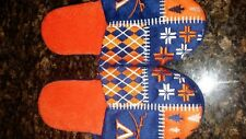 NEW Mens University of Virginia UVA Slippers Size 7-8  OR Womens too!!!