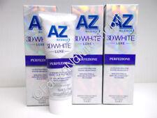 3 x AZ 3D WHITE LUXE PERFEZIONE Dentifricio Azione Sbiancante