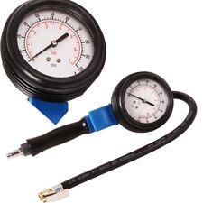 Druckluft Reifenfüller Pistole 0-12 Bar Reifenfüllgerät Luftdruckprüfer Werkzeug