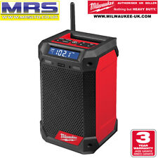 MILWAUKEE M12RCDAB+0 M12 RADIO - M12 RCDAB+ - M12 DAB RADIO - 4933472115