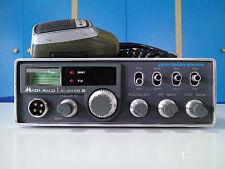 Midland ALAN 68S OLD AM/FM  e MODIFICATO 18 WATT,34+34 CANALI con  PLL LC7120 !