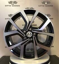 """Jantes en Alliage Volkswagen Golf 5 6 7 Passat Tiguan T-Roc de 17 """" Super"""