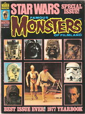 Famous Monsters of Filmland Magazine #137, 1977 V FINE-