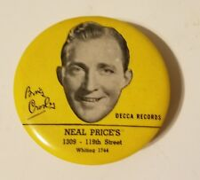 Bing Crosby  1940s 78rpm record cleaner