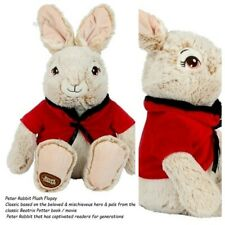"16"" Plush Peter Rabbit Bunny Flopsy Easter Peter cotton tail"
