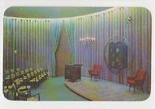 U.S.Air Force Academy,Colorado Springs,CO.The Jewish Chapel,Interior,c1954-60s