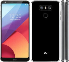 """New LG G6 128GB/4GB Android phone  5.7"""" 2K display Factory Unlocked 4G/LTE"""
