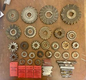 99pcs Lot: 27 Milling Cutters / 10 End Mills / Jobber Drills  48 / Tool Bits 14