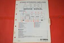 Originale Service Anleitung und Schaltplan Yamaha A-1060 Stereo Amplifier!!