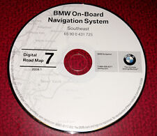 97 98 1999 00 01 02 BMW 525i 528i 530i 540i NAVIGATION NAV DISC CD FL GA SC AL