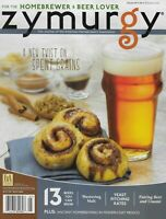 Zymurgy Beer Magazine Spent Grains Mastering Malt Yeast Pitching Rates 2011