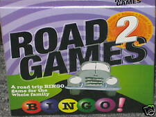 Road Games 2 Bingo Audio CD Age 6+ NEW!